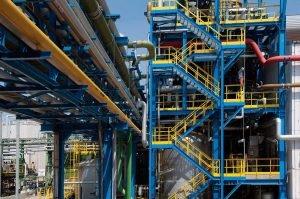 Salzsäure-Produktionsanlage
