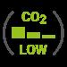 Низкий выброс CO2